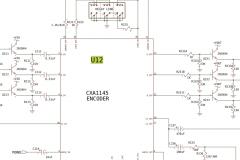 A600 rev 2 eredeti áramkör