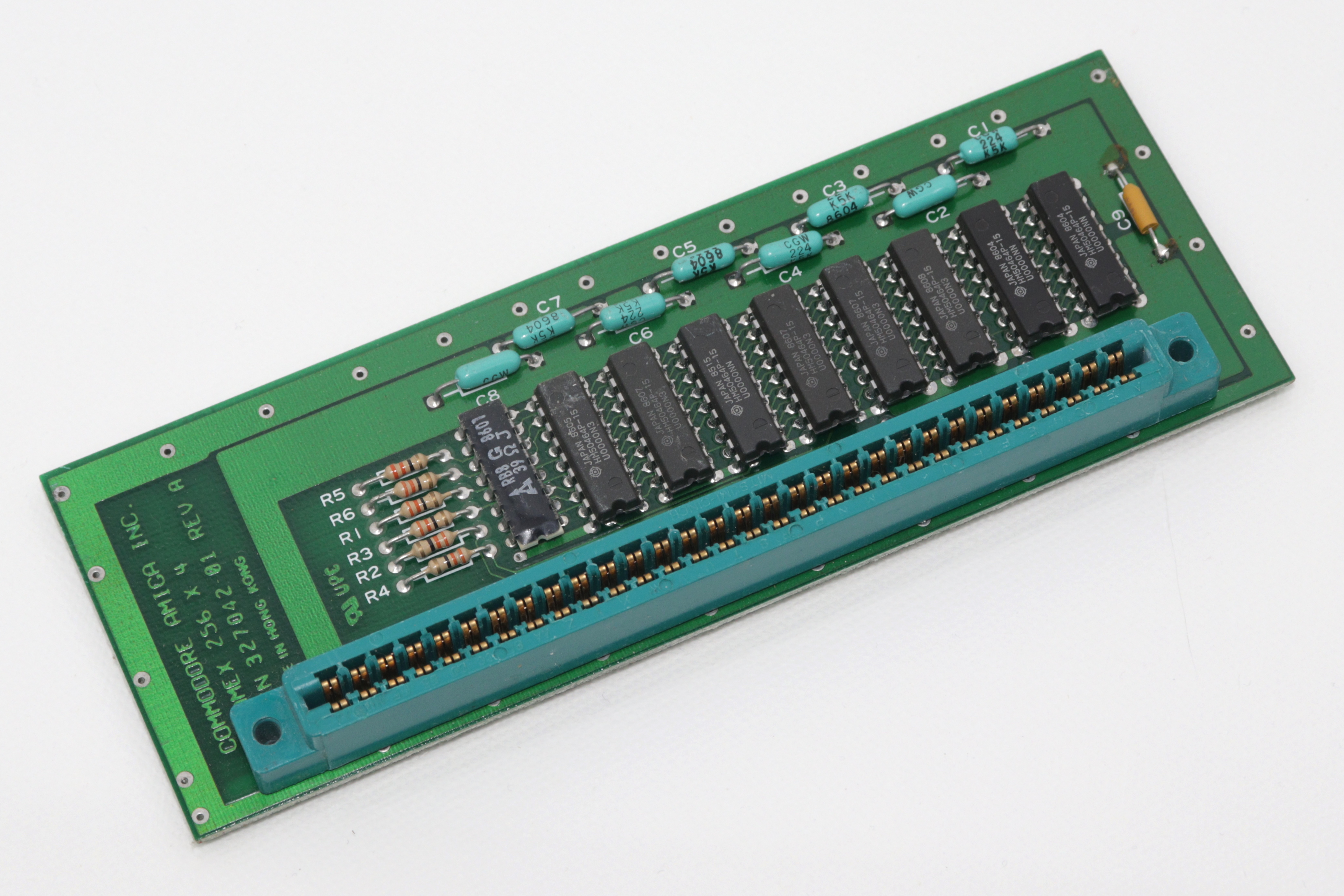 A1050 256kB RAM