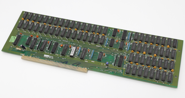 Commodore A25000 - 2MB Fast RAM bővítő