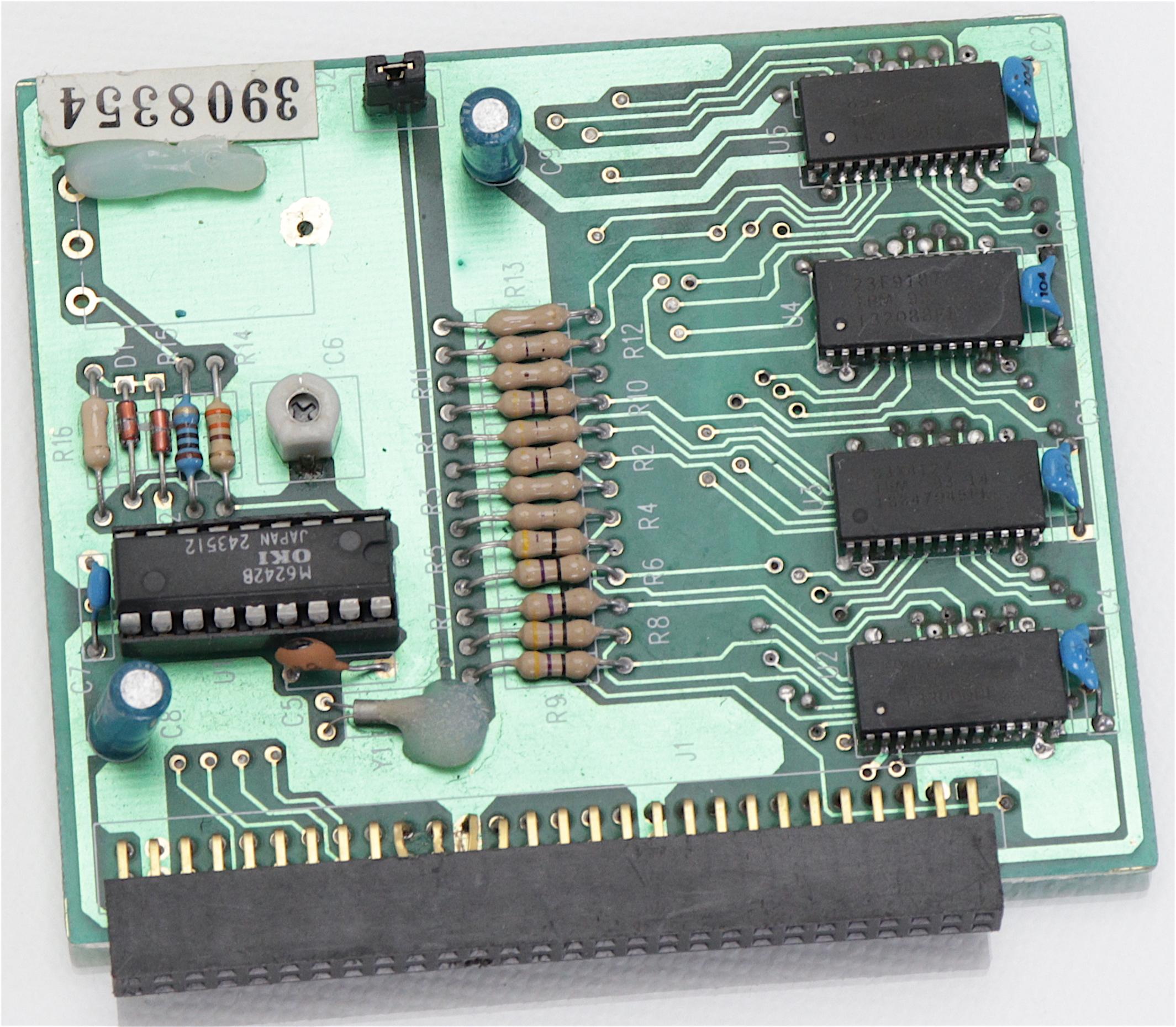 Amiga 500 RAM bővítő