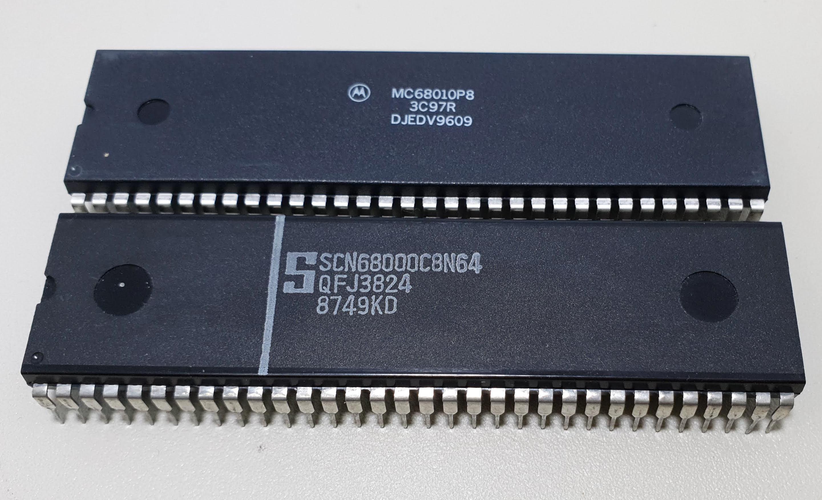 68000 és 68010 CPU