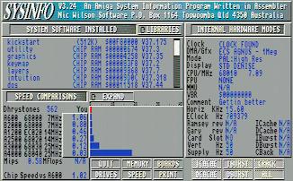 A2000 6810 nincs fast RAM