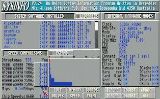 A2000 68000  nincs fast RAM