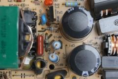 Analog board 120V konfigurációban
