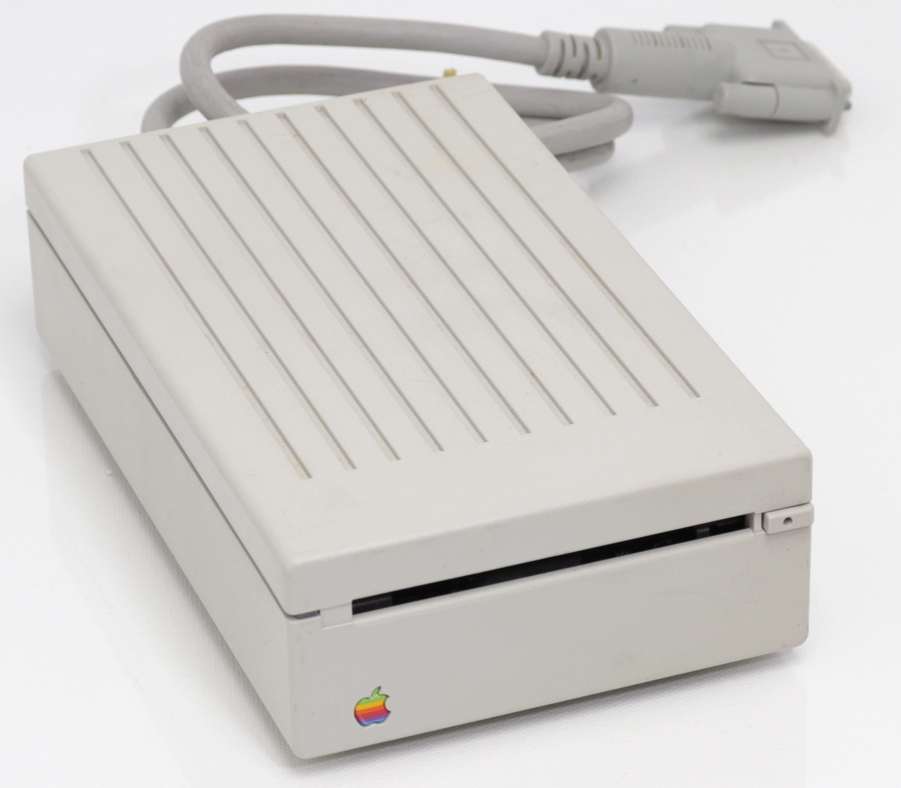 IIGS külső floppy