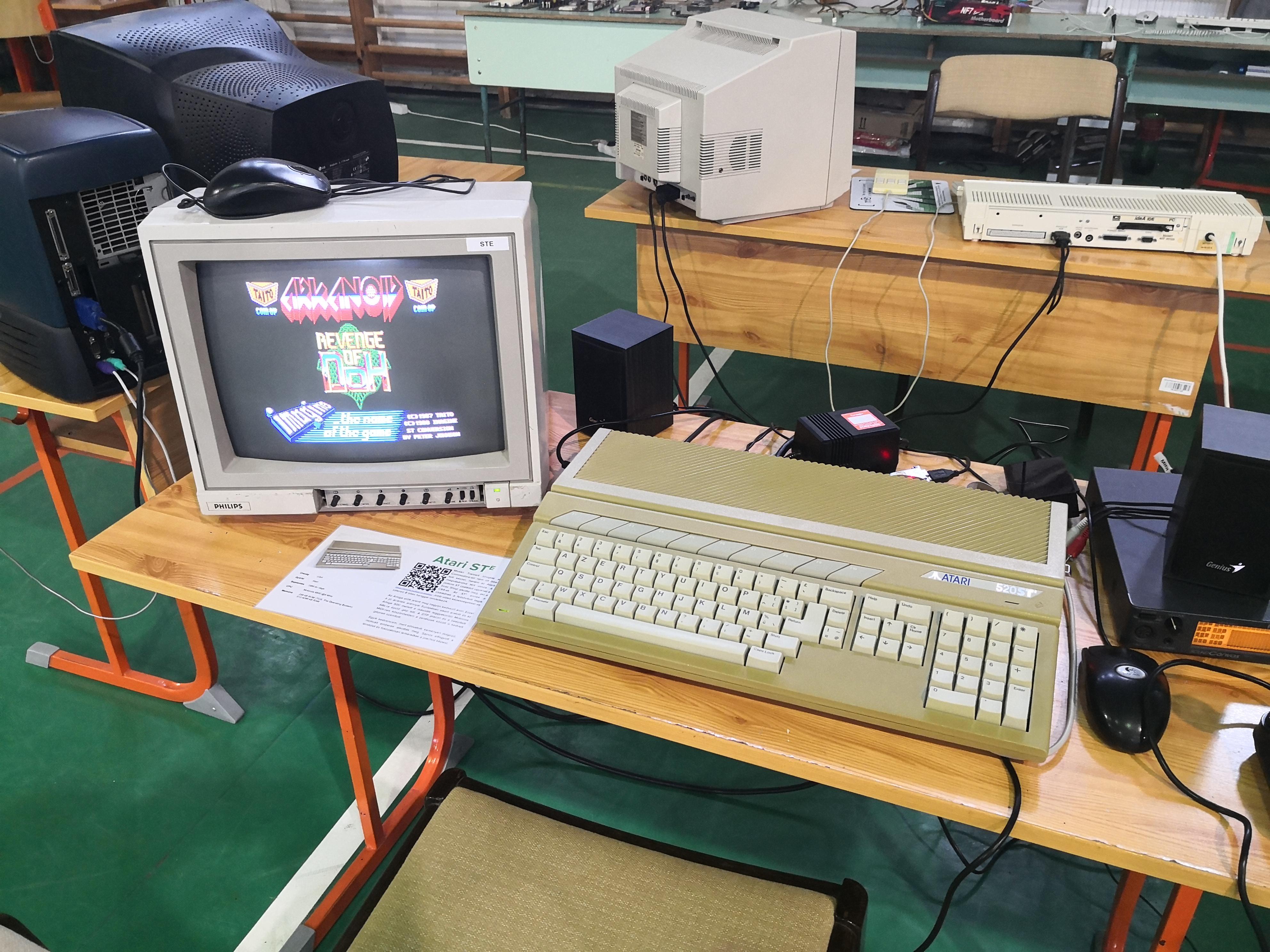 Atari és Acorn