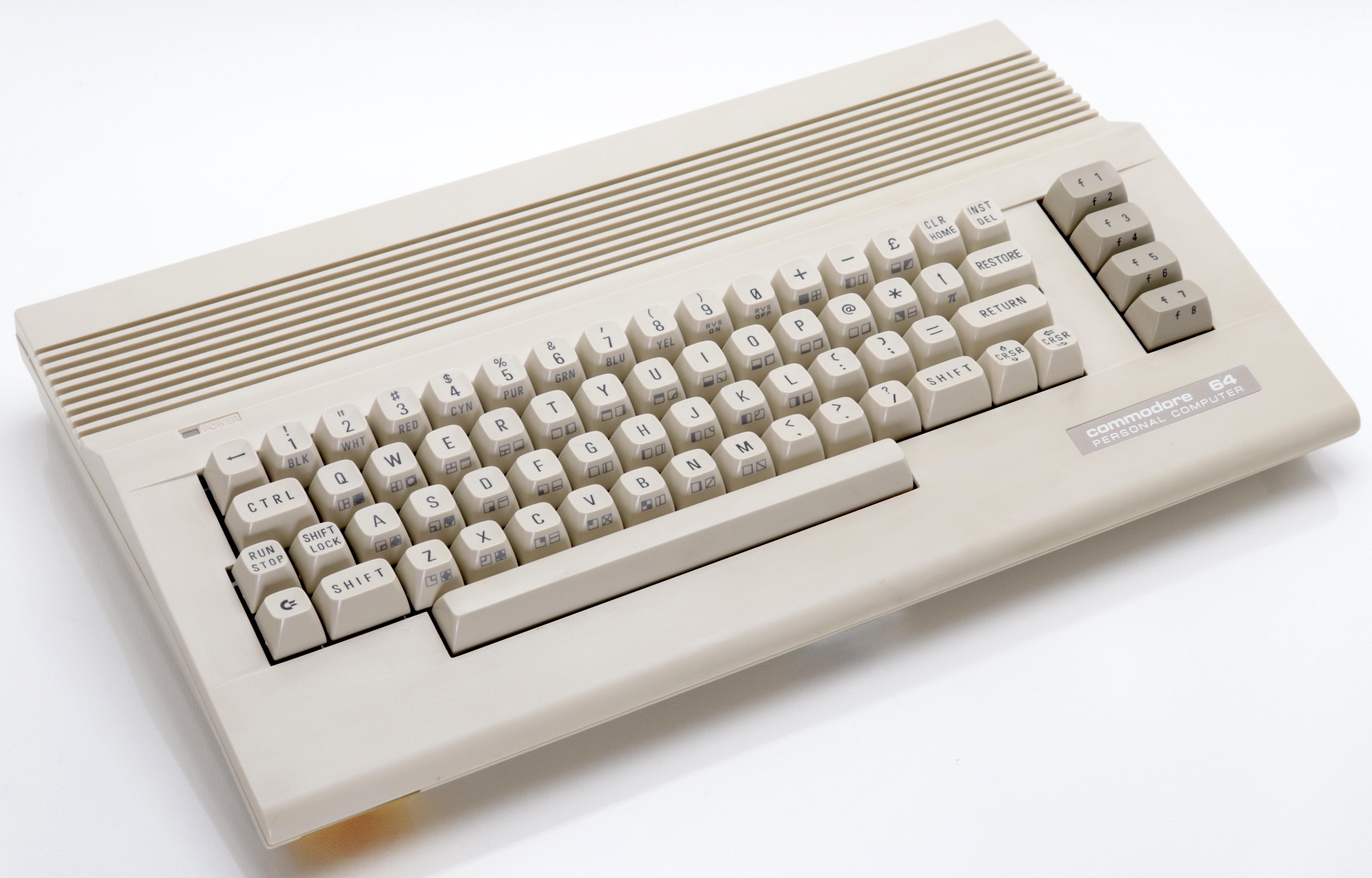 C64 C verzió