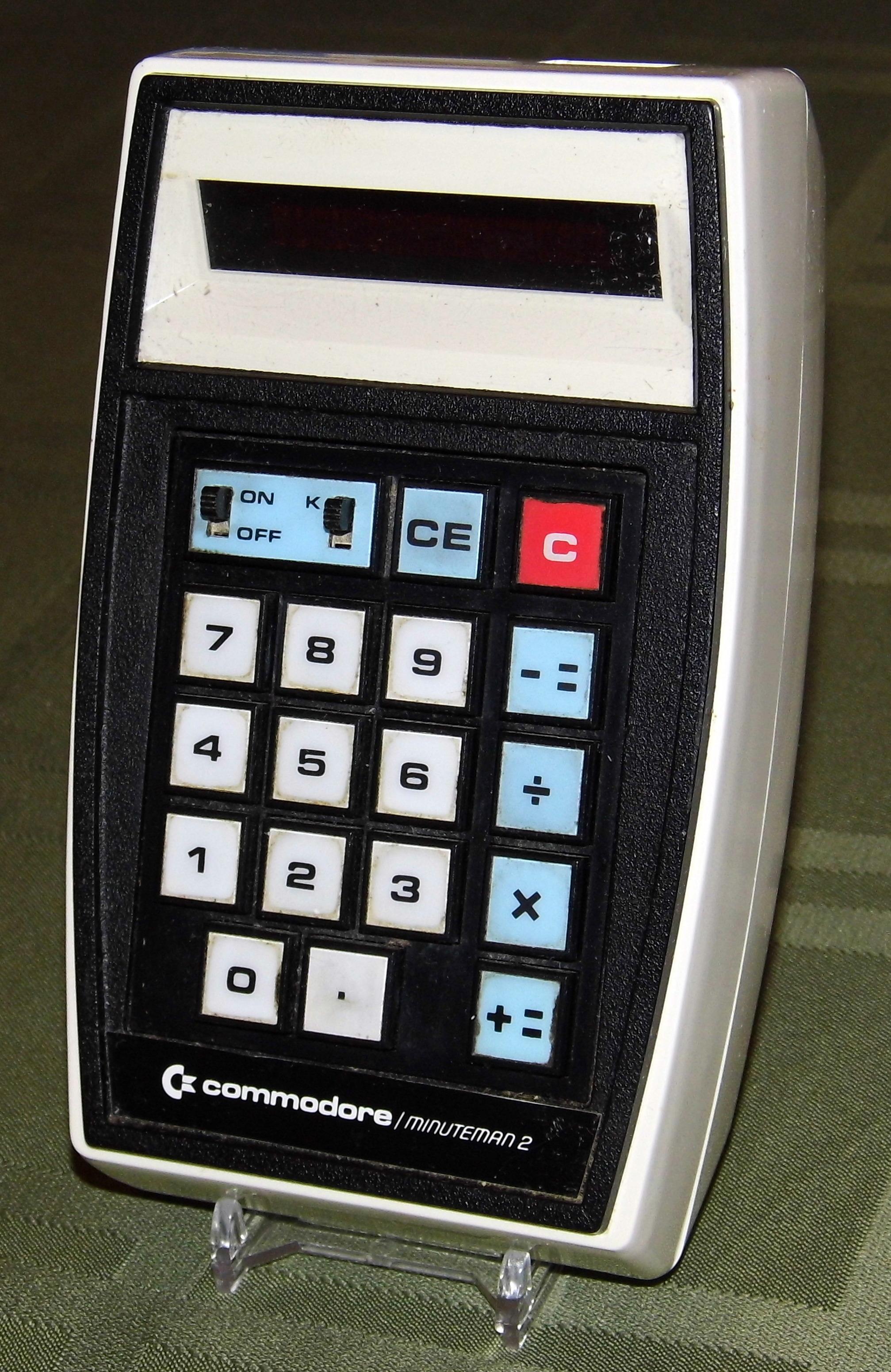Commodore Minuteman 2