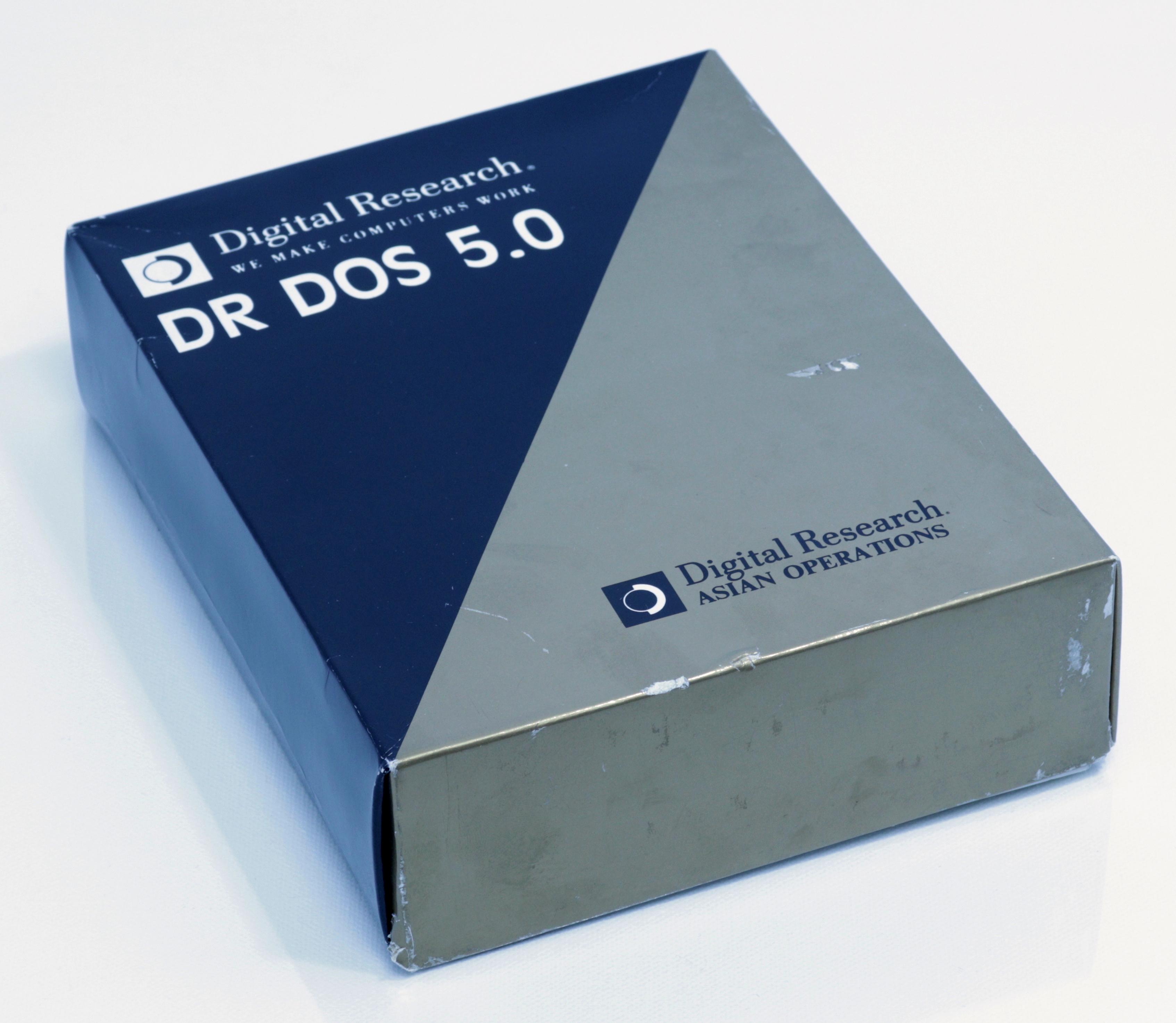DR-DOS 5.0