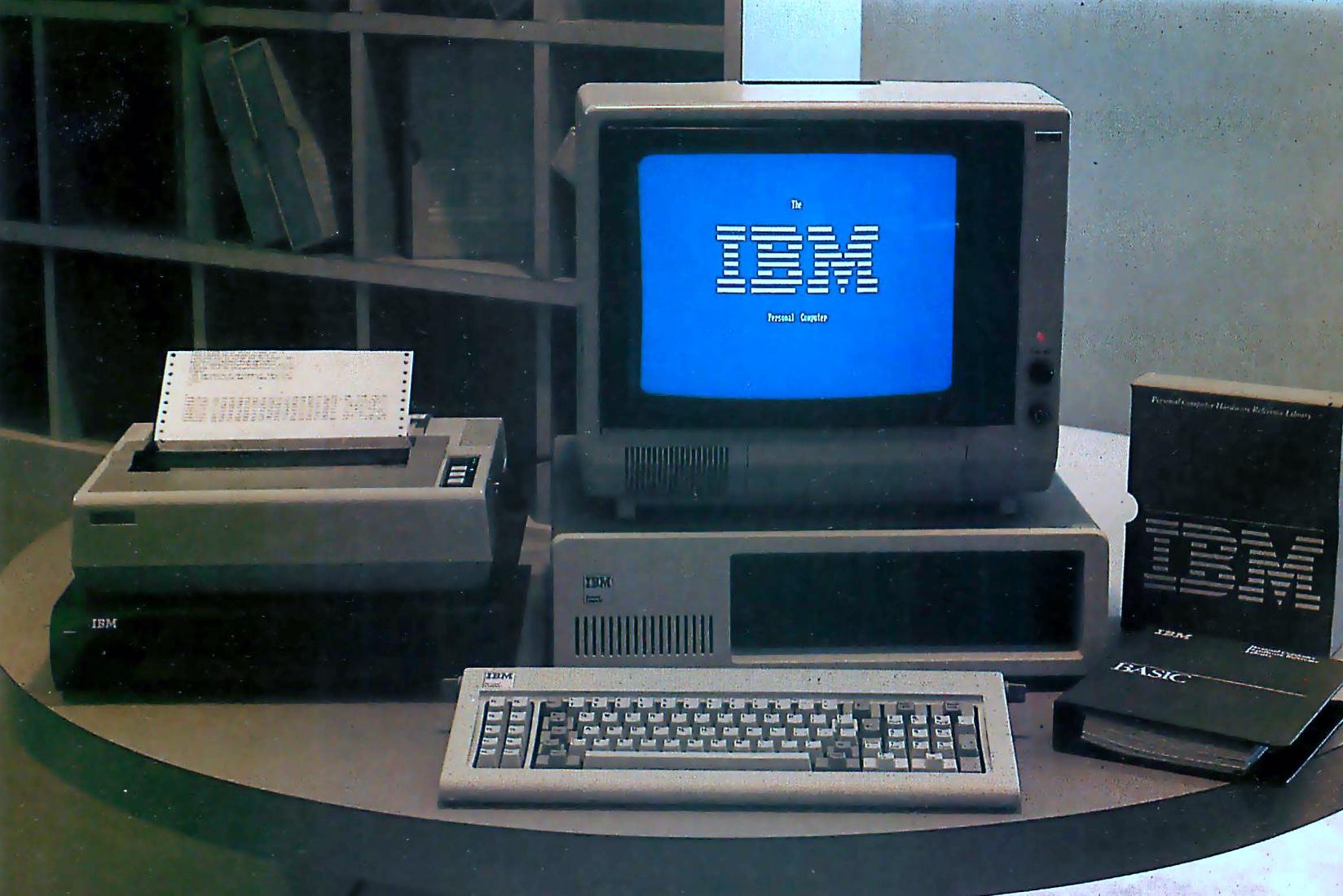 IBM-PC-system