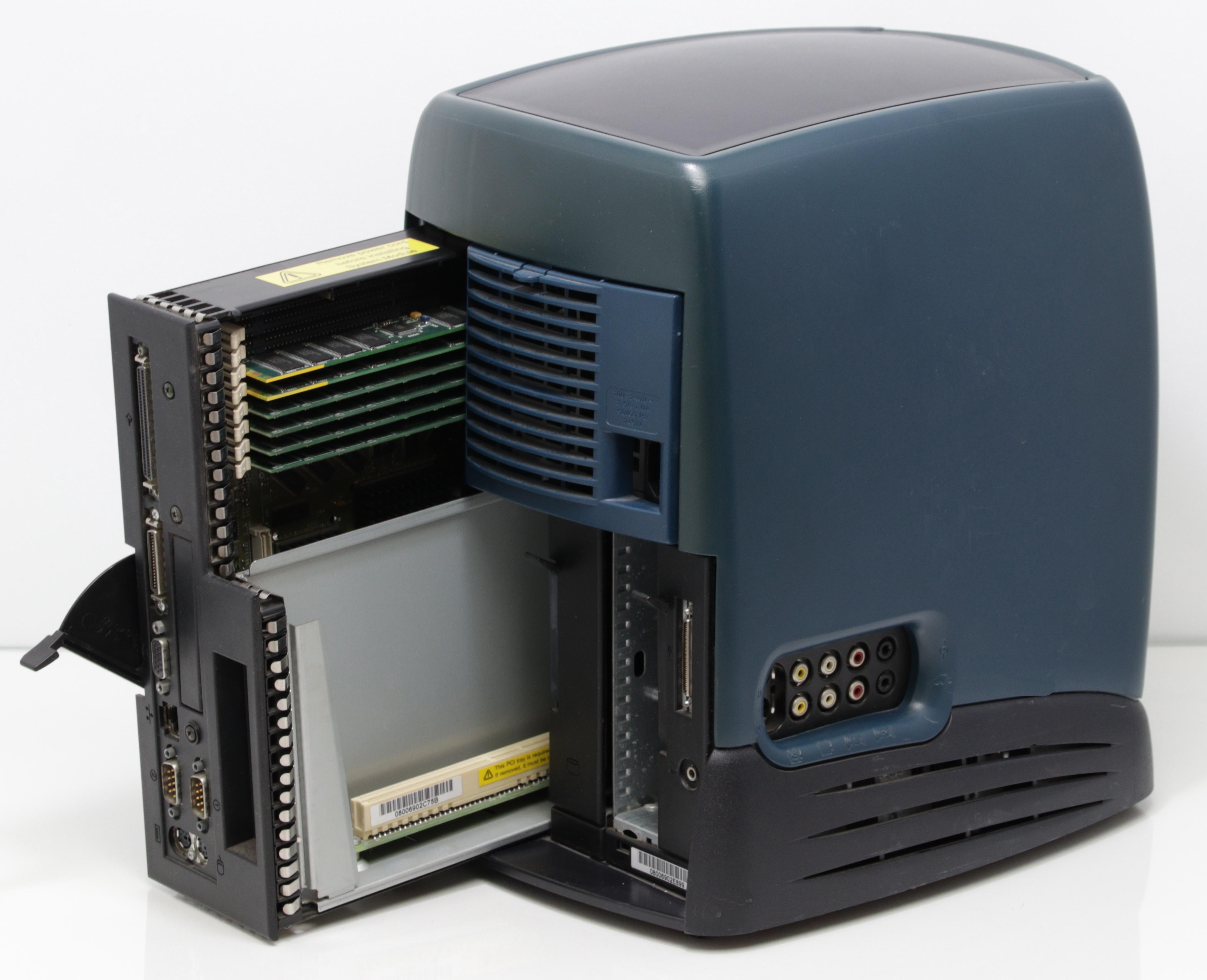 CPU modul eltávolítása