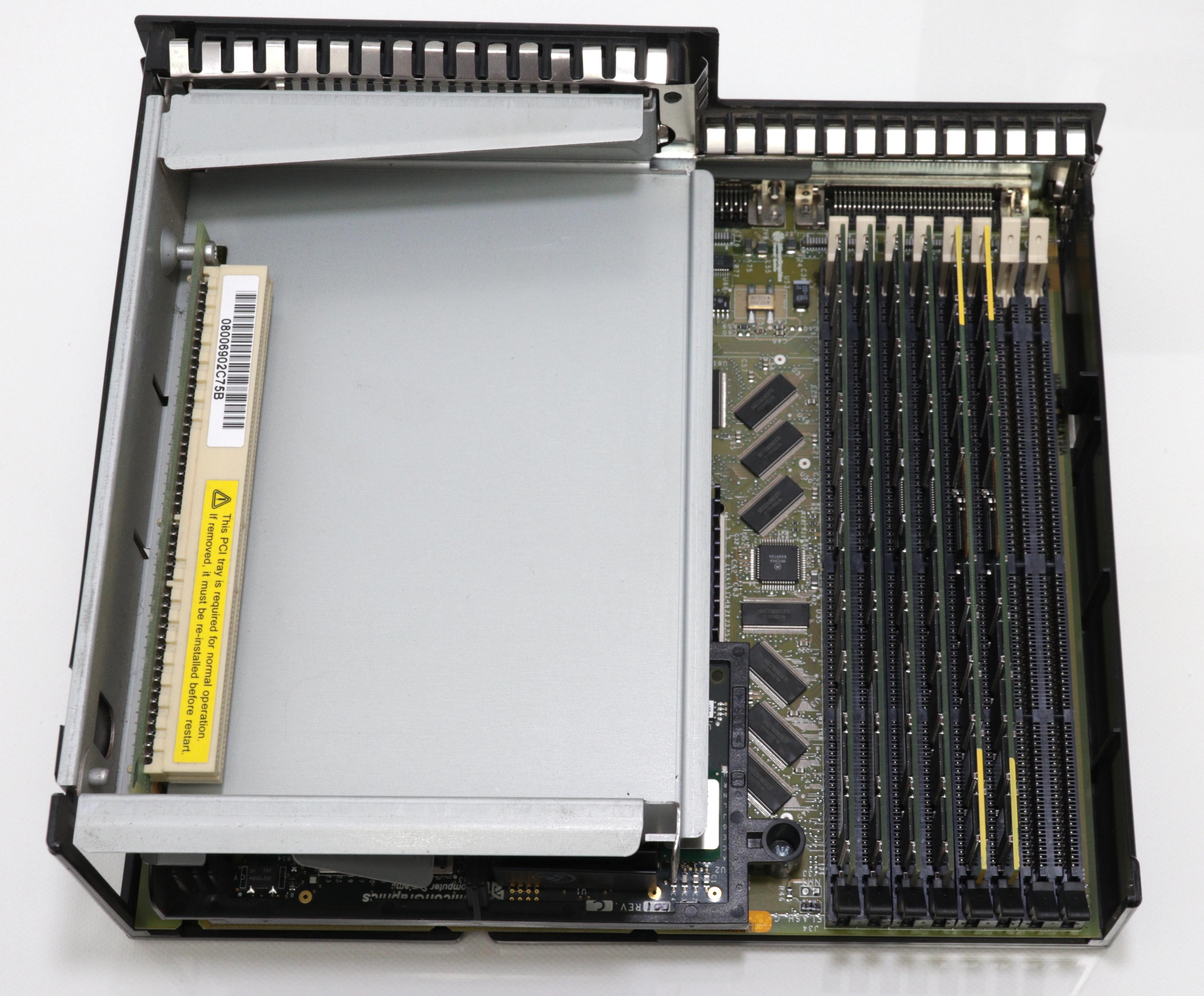 PCI, RAM