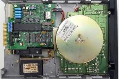 TVC floppy alulról