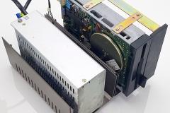 TVC floppy táp és meghajtó