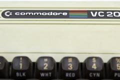 VC-20 badge