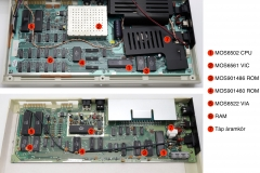 VIC-20 PCB