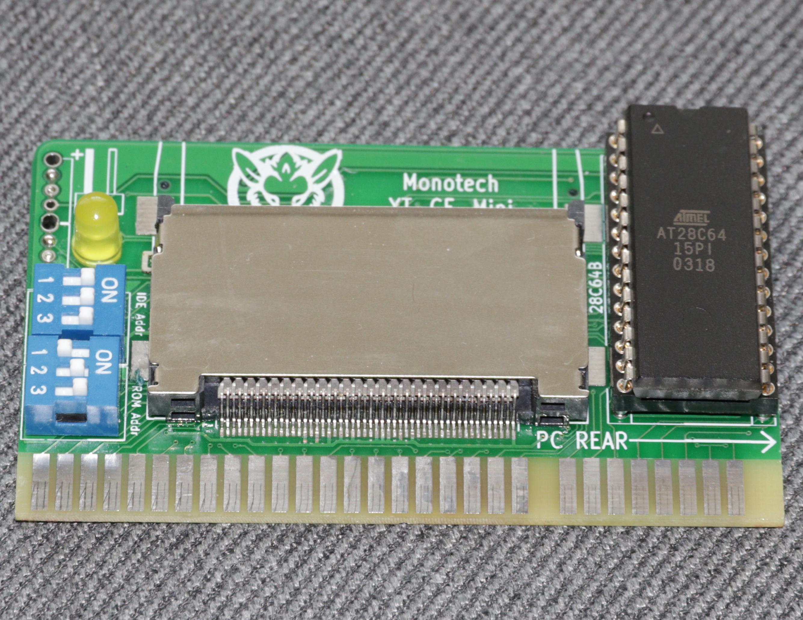 Monotech XT-CF mini
