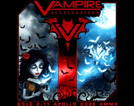 Amiga Vampire 600 V2 teszt