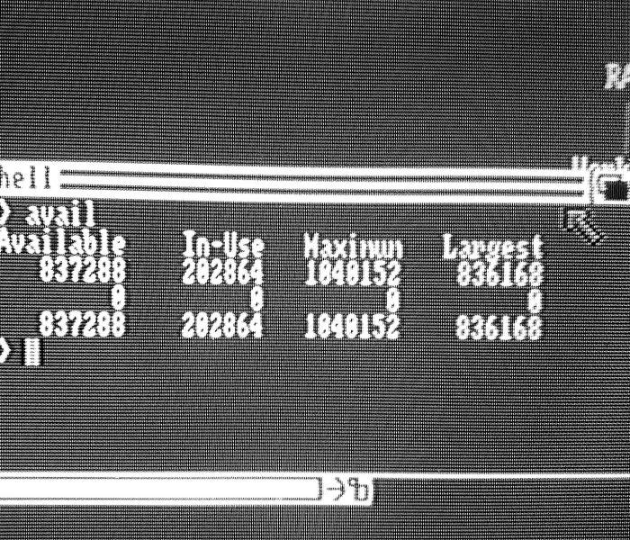 Amiga 500 RAM upgrade