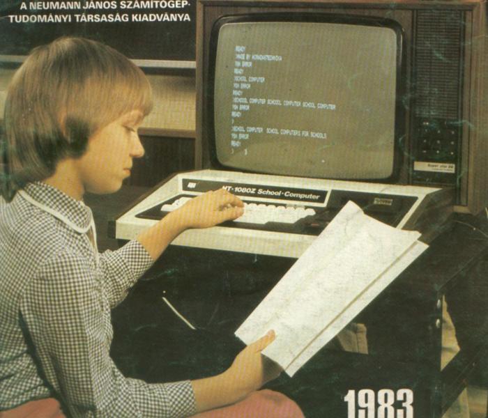 Iskolaszámítógép program