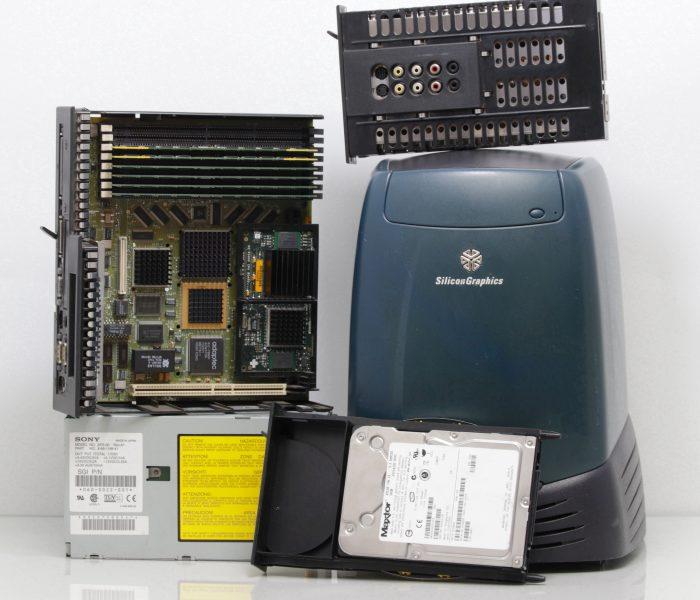 Silicon Graphics O2