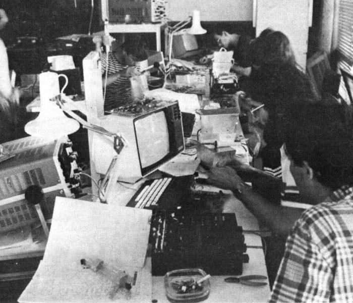 Magyar narancs – Homelab tábor '84
