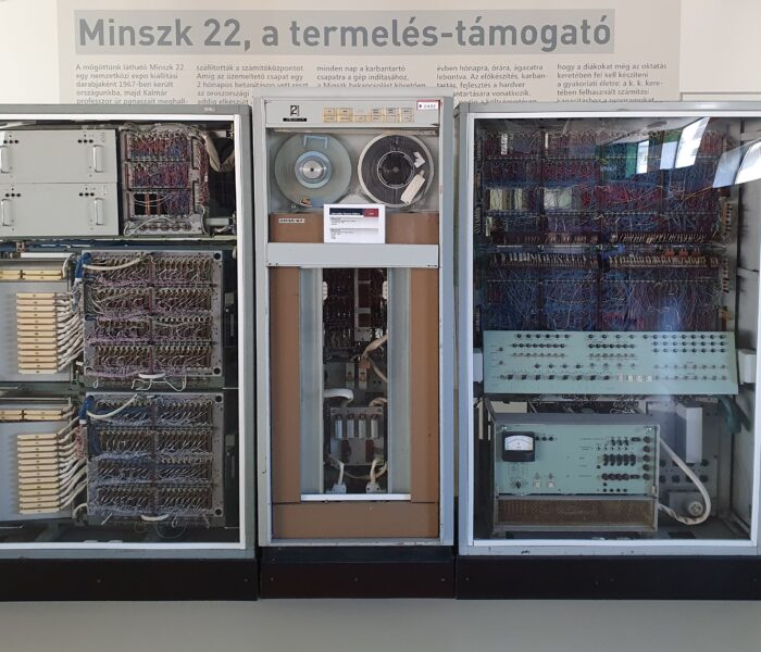 Informatika Történeti Kiállítás