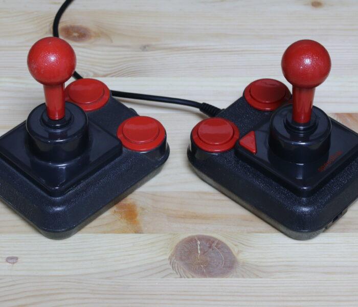 Competition Pro joystick átalakítás