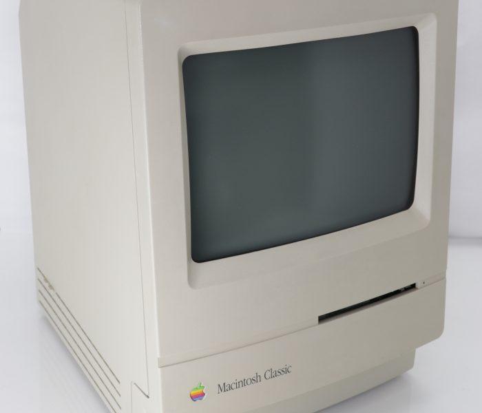 Macintosh Classic adatlap