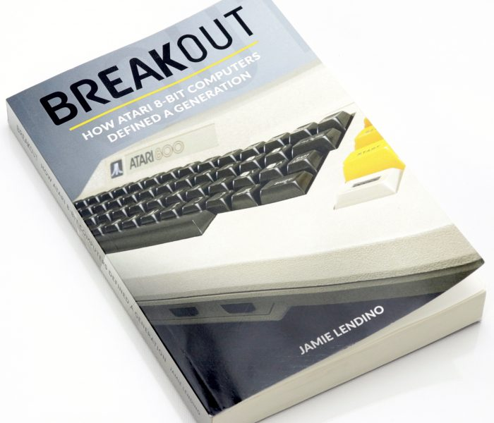 Breakout – Atari 8 bit computers