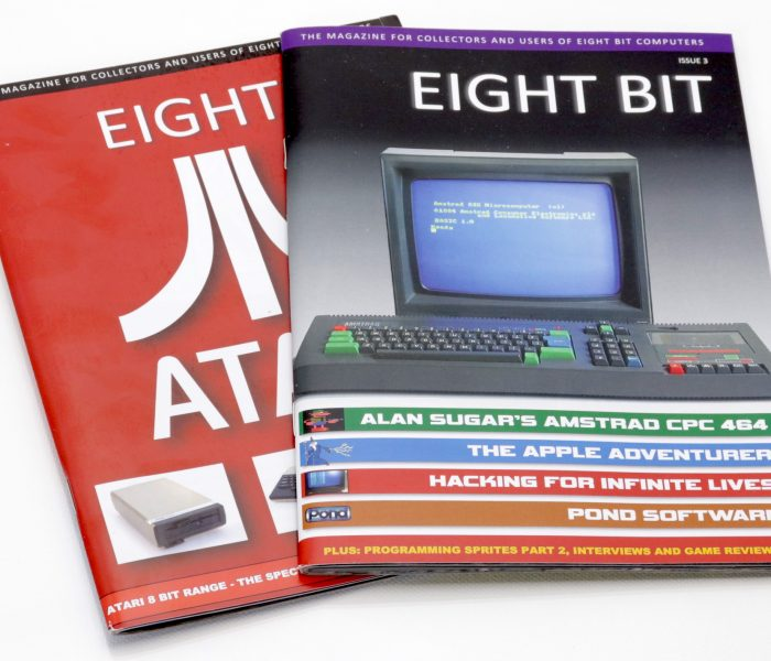Eight bit magazin