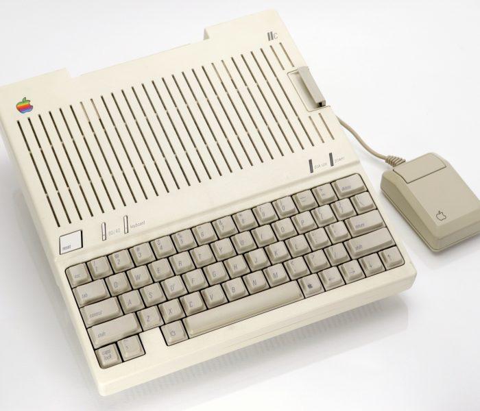 Apple IIc adatlap