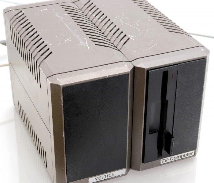 TVC floppy meghajtó