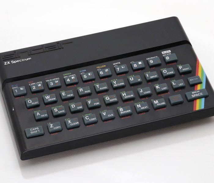 ZX Spectrum adatlap